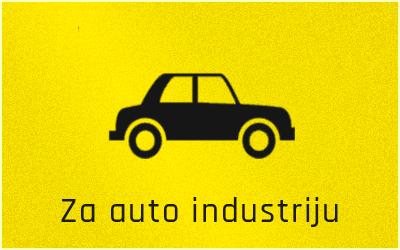 korund - za auto industriju