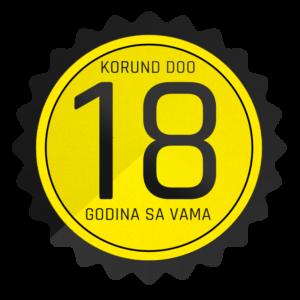 18 GODINA